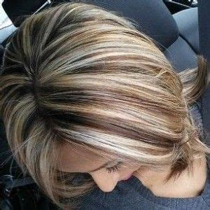 pictures of bob haircuts with foil color highlight en lowlight idee 235 n voor korte en halflange