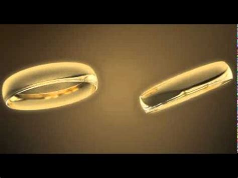 Wedding Rings Animation by Wedding Rings Animations Flv