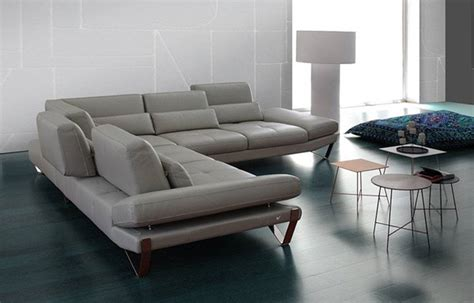 luxury modern genuine italian sectional salinas california
