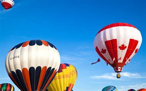 hot air balloon desktop colorful hot air balloons wallpaper wallpapersafari