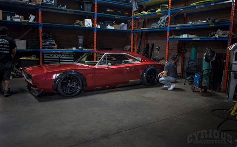 dodge charger tuner canadian tuner working on ballistic widebody 68 dodge charger
