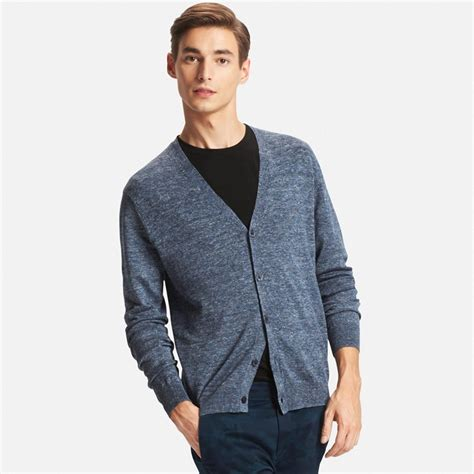 Cardigan Uniqlo Uniqlo Stands By Essential Linen Fashions