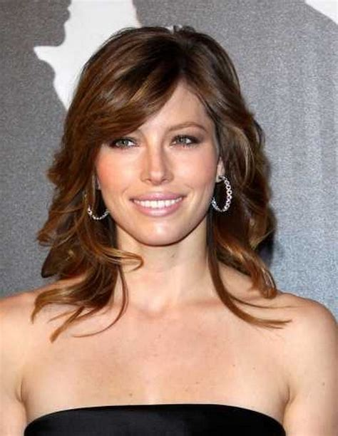 hairstyles for medium length curly medium length haircuts with bangs and layers