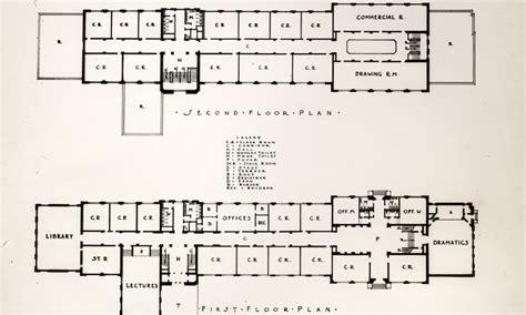 university floor plans floor plan of school building in india