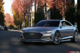 next audi a8 detailed before 2017 launch gtspirit