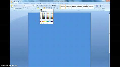 how to change page color in word change background color microsoft word mac coloring pages