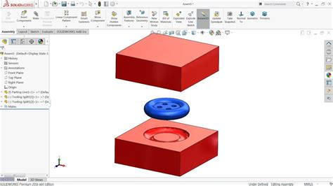 solidworks tutorial mold solidworks mold tools tutorial introduction of mold