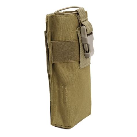 My Botle Pouch Bag Mutifunction Waterproof Molle Radio Walkie Talkie Pouch