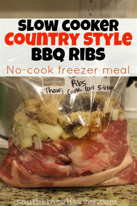 how to cook country style ribs in crock pot 25 best ideas about crockpot country style ribs on