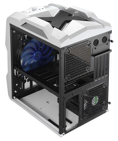 Cube Gaming Nobs Acrylic Window Matx White aerocool debuts the strike x cube micro atx pc techpowerup