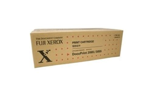 Toner Fuji Xerox Docuprint 3105 genuine fuji xerox docuprint 3105 toner cartridge ct350936
