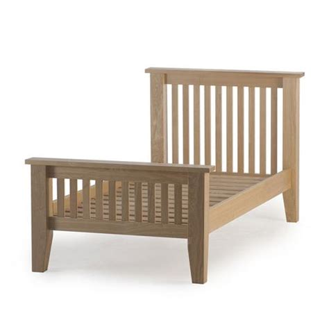 Solid Ash Bedroom Furniture Alpine Solid Ash Oak Bedroom Furniture 3 Single Size Slatted Bed Ebay