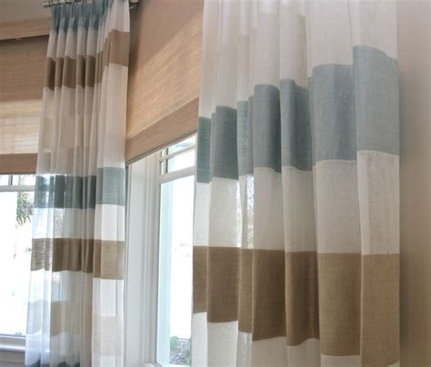 Curtains For Dining Room Windows finishing touches beach style living room denver