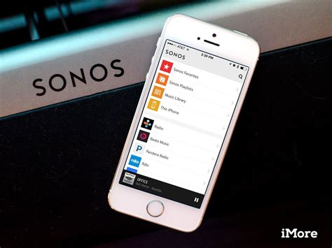 sonos controller app  iphone  ipad review imore