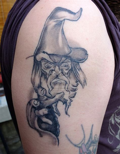 wizard tattoo wizard by sully365 on deviantart