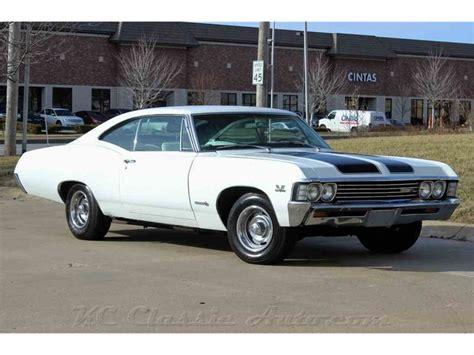 1967 chevy impala specs 1967 chevrolet impala ss numbers matching big block 4spd