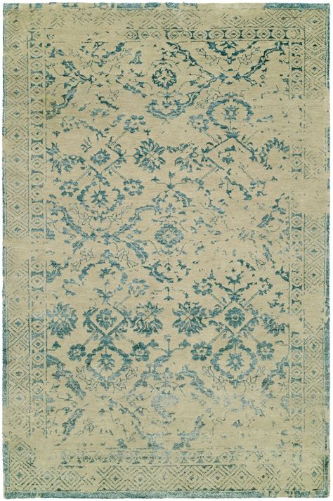 Rugs With Turquoise by Knotted Beige And Turquoise Area Rug Refined Carpet