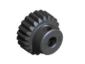 3racing 48 Pitch Pinion Gear 36t 7075 W Coating 3rac Pg4836 3racing 48 pitch pinion gear 21t 7075 w coating