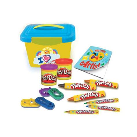 Play Doh Mini Tool Teddy play doh my workshop storage box with creative pack cpdo011