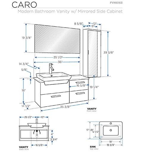 standard bathroom cabinet sizes bathroom vanities buy bathroom vanity furniture