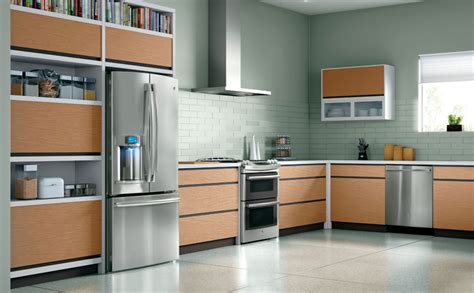 modern kitchen designs photo gallery contemporary kitchen photo design ge appliances
