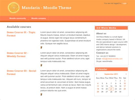 moodle theme lib php moodle plugins directory mandarin