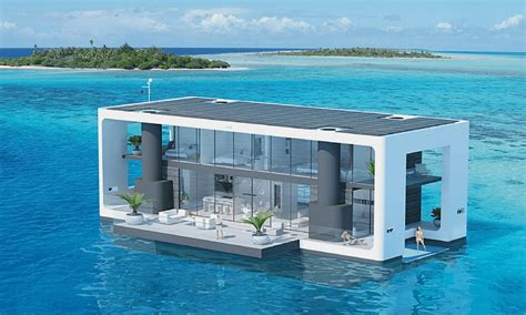 4 Bedroom Mobile Homes These Floating Homes Are Designed To Withstand Hurricanes