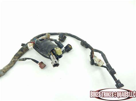 yamaha yfz 450 wiring harness