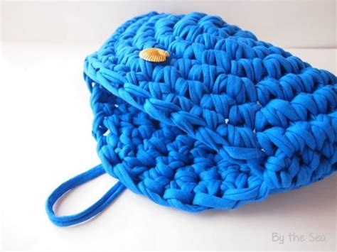t shirt yarn clutch pattern pinterest the world s catalog of ideas