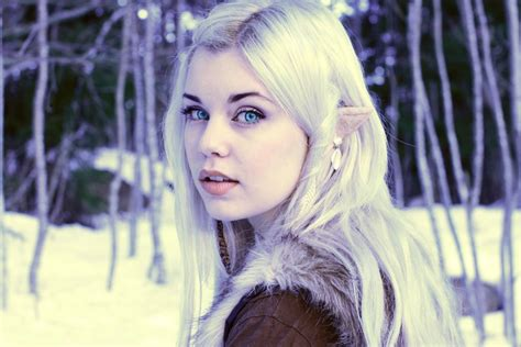 female elf white hair cosplay nude female elves cosplay sex porn images