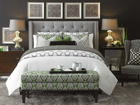 dublin upholstered bed by bassett beds platform beds