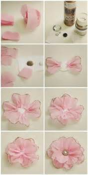 Mexican Crepe Paper Flowers - diy crepe paper pictures photos and images for facebook pinterest and twitter