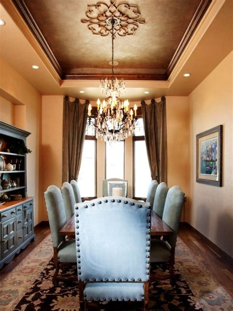 dining room ceiling ideas 17 best ideas about painted tray ceilings on pinterest