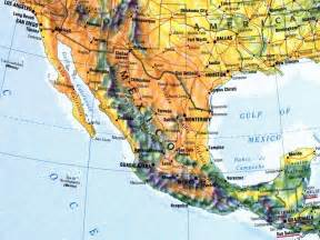 Mexicos Map by Maps Of Mexico