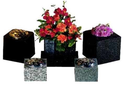 Memorial Vases For Uk by Memorial Headstone Plaques And Vases
