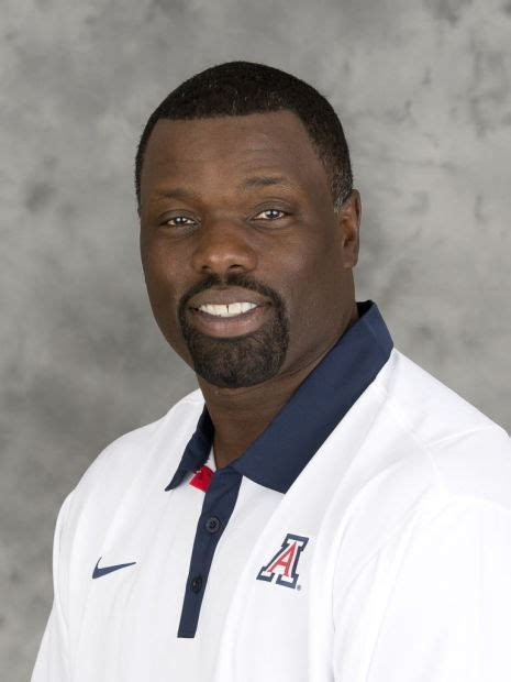 Coach David Brown Mba by Of Arizona Football Tucson