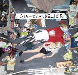 sia sia chandelier sia chandelier official on lyrics