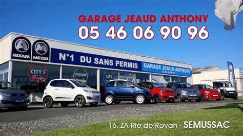 voiture sans permis 17 garage jeaud anthony