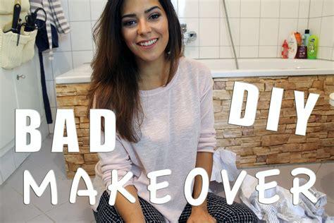 Youtube Fliesenaufkleber by Bad Diy Makeover Mit Fliesenfolie Youtube