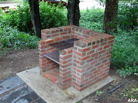 Detailed Instructions And Material List To Build An Backyard Brick Oven Plans