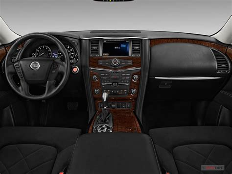 2017 nissan armada black interior nissan armada prices reviews and pictures u s news