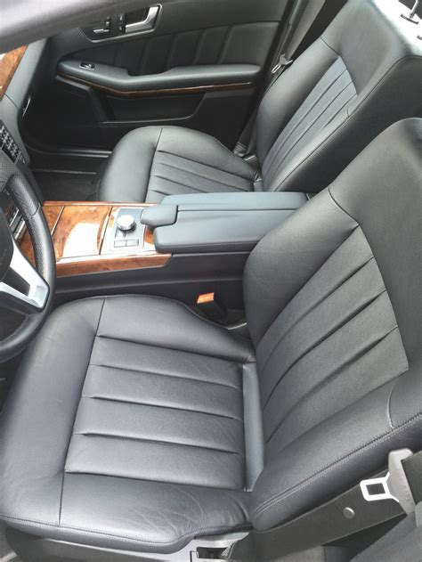 Mb Tex Upholstery by Are Seats Leather Or Mb Tex Mbworld Org Forums