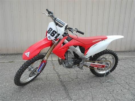 honda crf 2012 used 2012 honda crf 174 450r motorcycles in howell mi