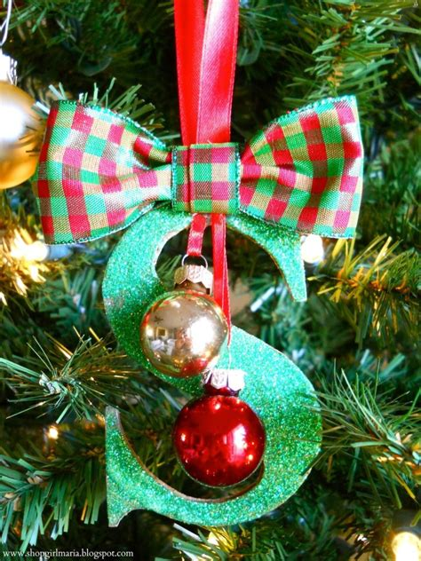 homemade christmas ornaments  diy projects