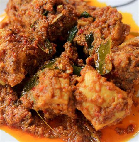 Rendang Ayam Suwir Rendang Nenek resepi rendang ayam resepi bonda