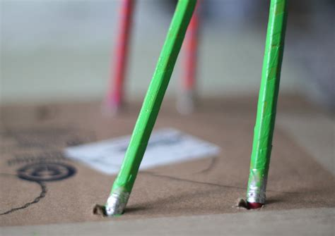 acrylic paint drying time between coats striped pencils the crafted