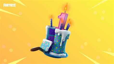 fortnite birthday cake where to find the birthday cakes to complete fortnite