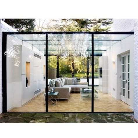 modern conservatory modern conservatory on pinterest glass extension