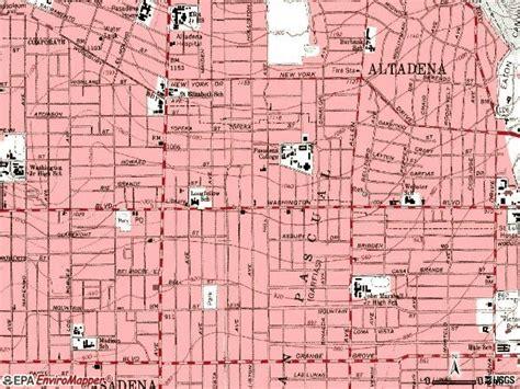 zip code map pasadena ca 91104 zip code pasadena california profile homes