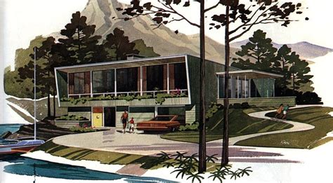 mid century modern home design blogs mid century modern home designs ldnmen com
